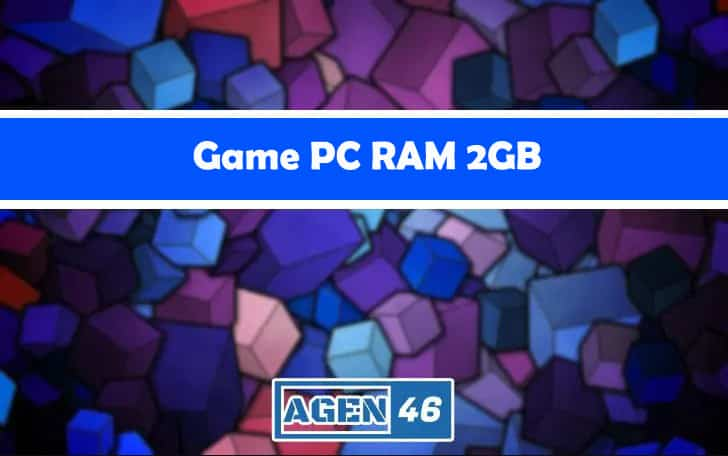 Cover Game PC RAM 2GB