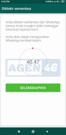 Anti Banned (Aman) GB WhatsApp