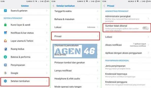 Cara Pasang WhatsApp iOs Mod