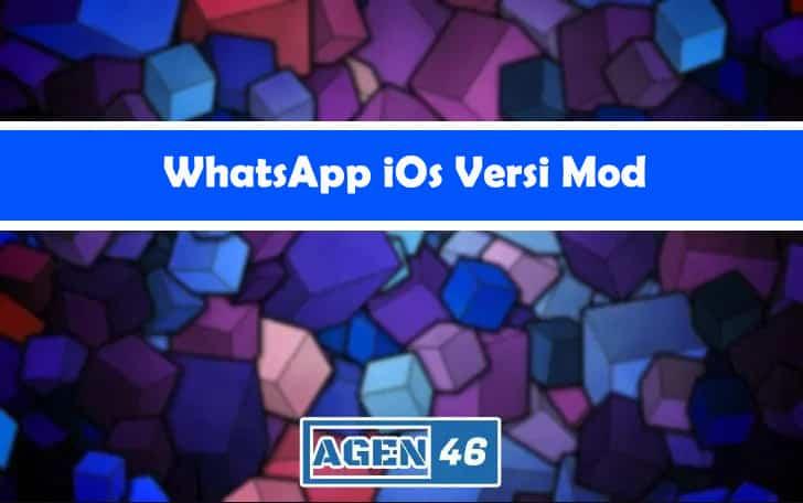 Cover WhatsApp Mod iOs