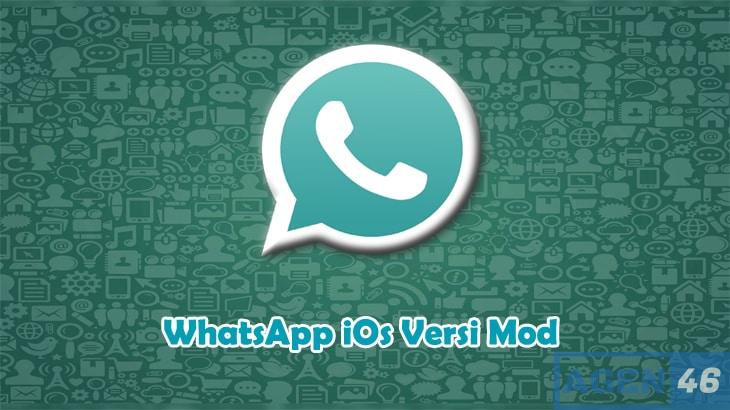 Download WhatsApp iOs Mod