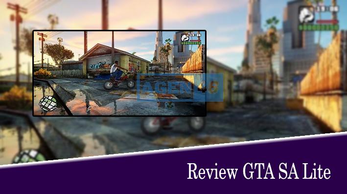 Review GTA SA Lite