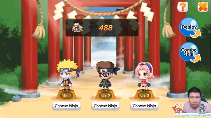 Karakter Anime Naruto Lengkap