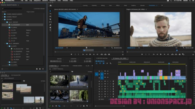 1 Adobe Premiere Pro PC Video Editing Application