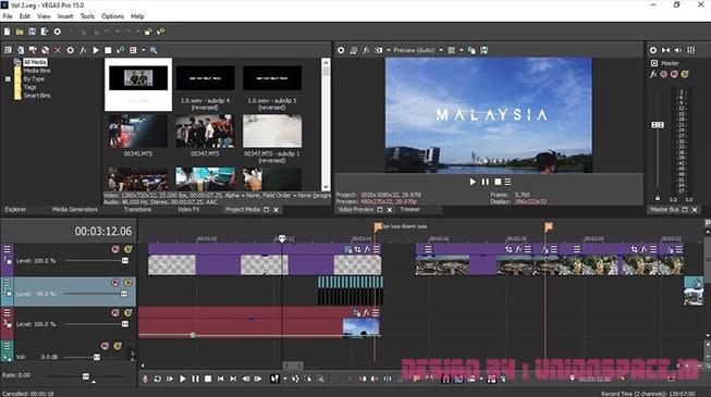 3 Sony Vegas Pro PC Video Editing Apps
