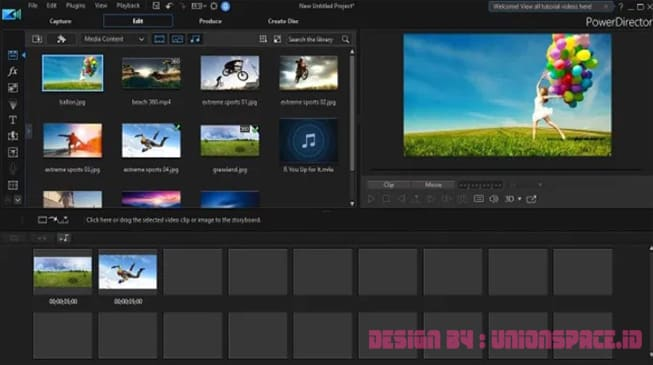 4 Cyberlink PowerDirector Video Editing Apps