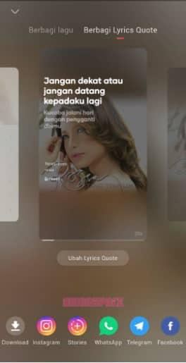 Share Lyrics