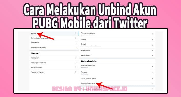 How to Unbind PUBG Mobile Account from Twitter