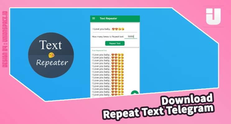 Download Repeat Text Telegram