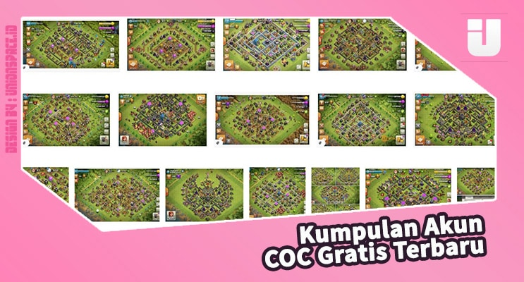 The Latest Collection of Free COC Accounts