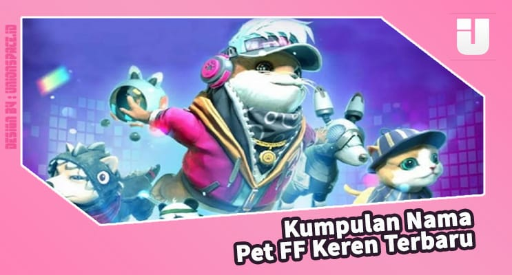 Latest Cool FF Pet Name Collection