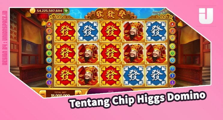 About Chip Higgs Domino