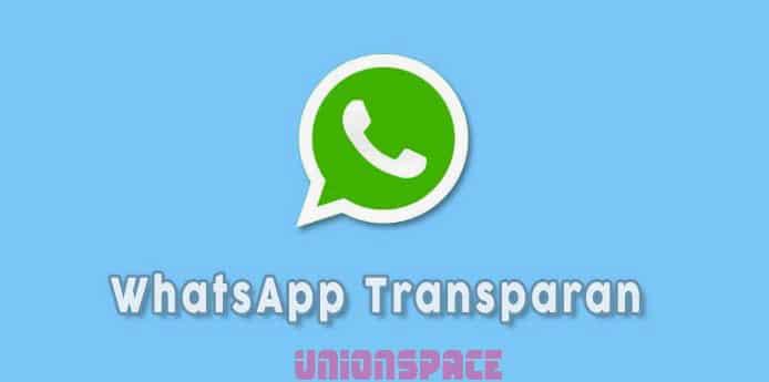 Transparent WhatsApp