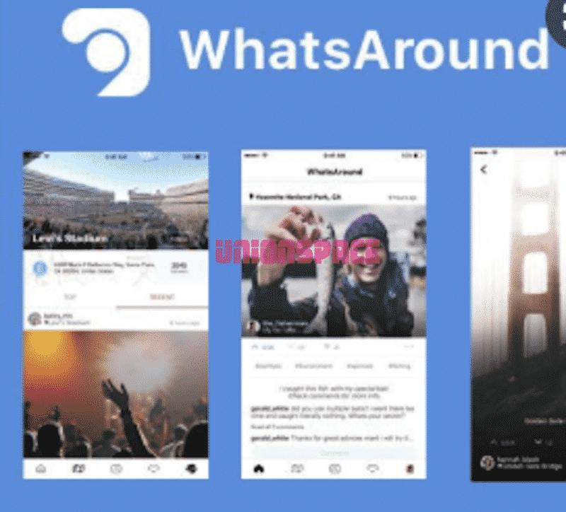 WhatsAround apk
