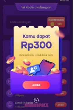 daily bonus