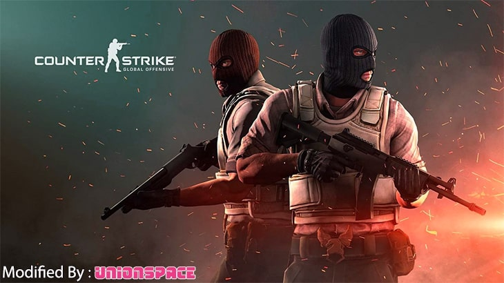 3. Counter Strike: Global Offensive