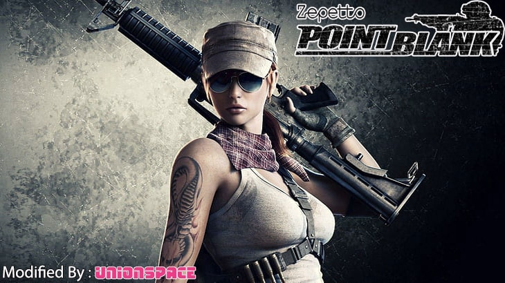 4. Point Blank: Zepetto