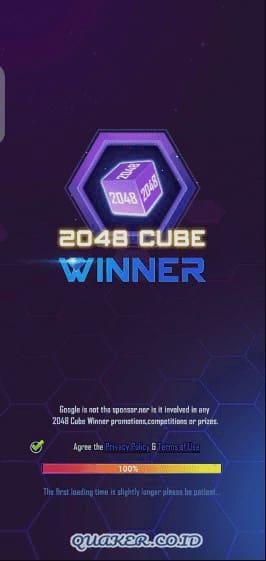 2048 Cube Miner Mod Apk Unlimited Diamond