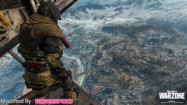 2. Call of Duty: Warzone