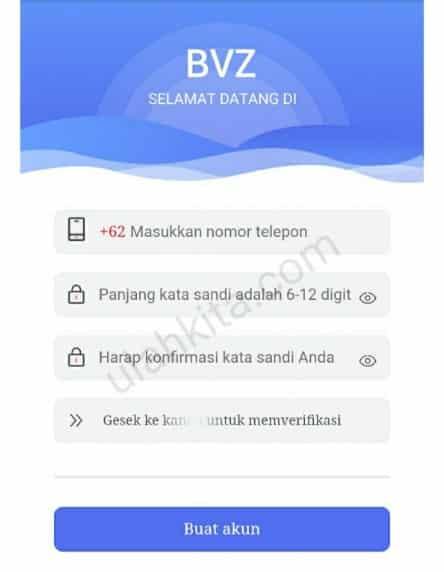 Daftar BVZ