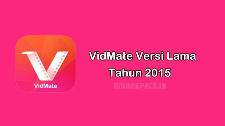 VidMate Tahun 2015