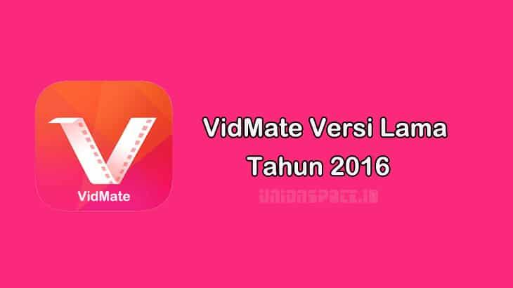 VidMate Tahun 2016
