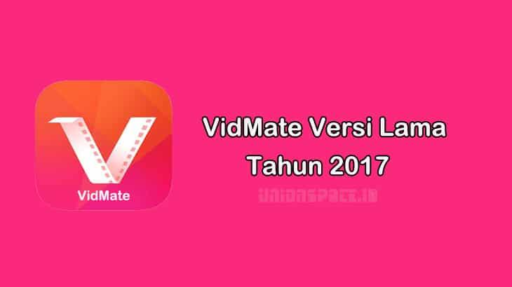 VidMate Tahun 2017
